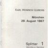 Karl Heinrich Ulrichs   Schwule Bücher im OnlineShop Gay Book Fair