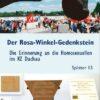 Der Rosa-Winkel-Gedenkstein | Schwule Bücher im OnlineShop Gay Book Fair