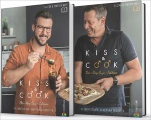 Kiss & Cook: Die »Gay Guy«-Edition: Zu zweit kochen. Gemeinsam genießen.